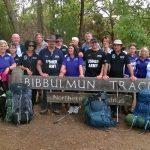 Bibbulmun Track Group photo